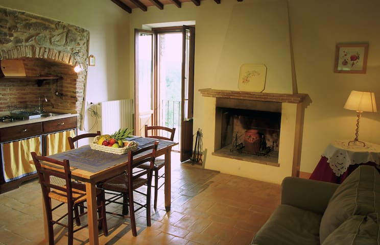 Il Melograno - San Vito In Monte - Appartement