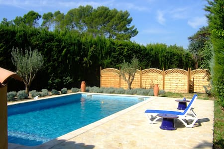 Private 6 person Villa Private Pool - Lorgues