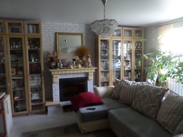 Дом в Зеленограде - Андреевка - Hus