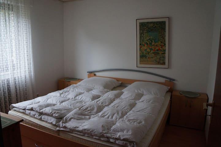 Erdgeschosswohnung in Dorsten 50m2 - Dorsten - Appartement