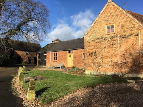 Barn conversion for peaceful country stay