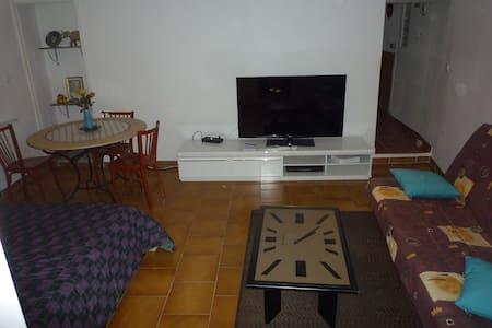 appartement rénové tout confort 90m - Caderousse - 公寓