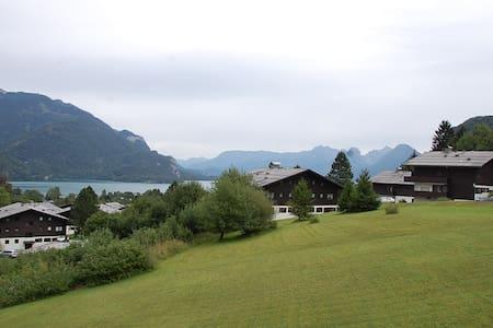 Gemütliche Wohnung mit Seeblick - Sankt Gilgen