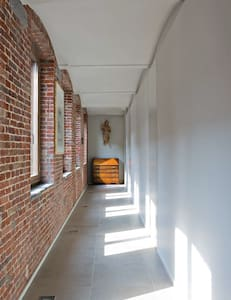 Private room in industrial building - Ghent - Loft