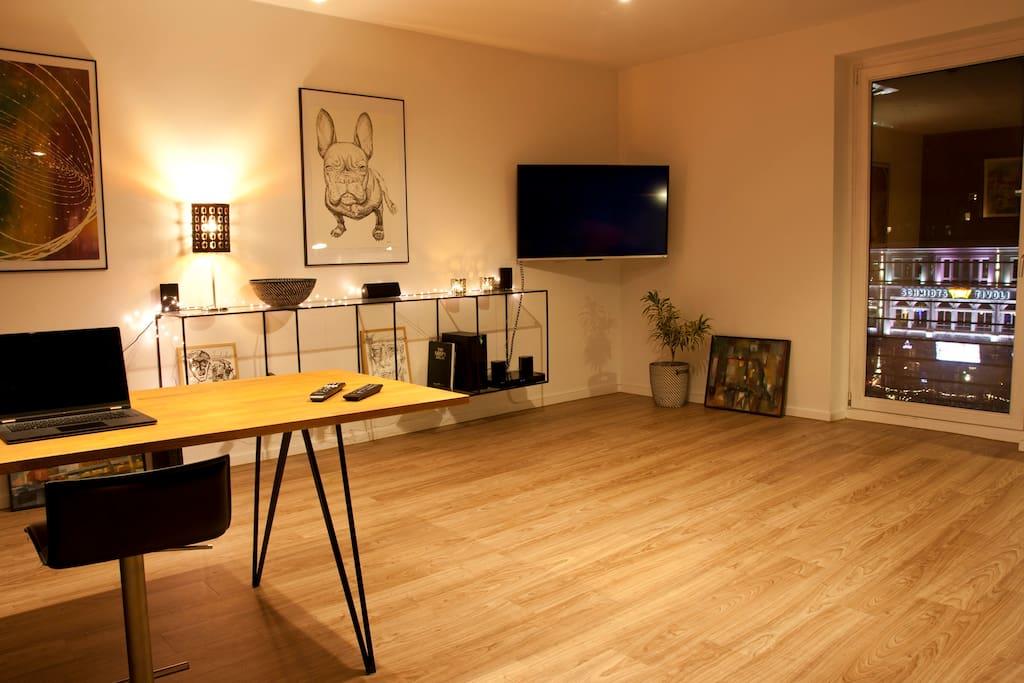 schicke ruhige wohnung reeperbahn wohnungen zur miete. Black Bedroom Furniture Sets. Home Design Ideas