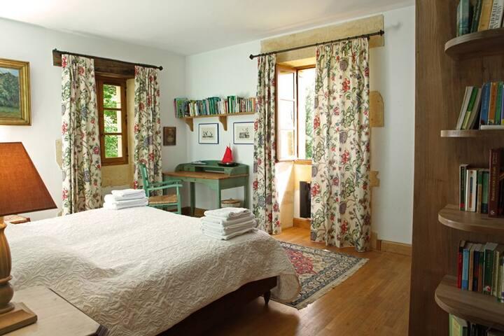 Chambre des Voyages - Beynac-et-Cazenac - 家庭式旅館