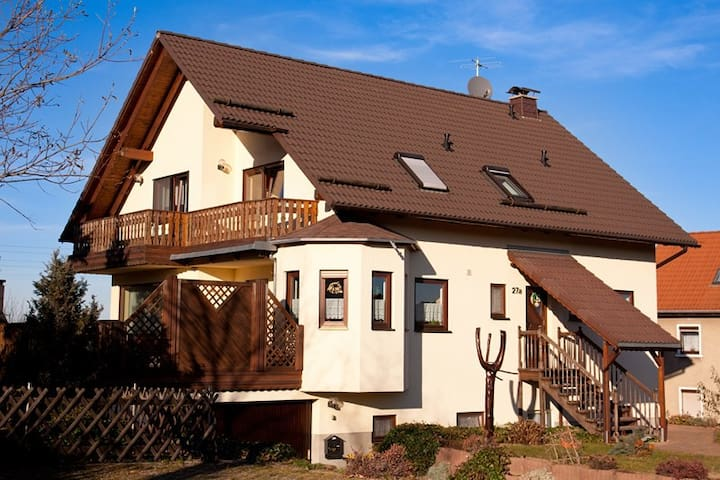 Ferienwohnung Hetzdorf bei Freiberg - Halsbrücke - Departamento