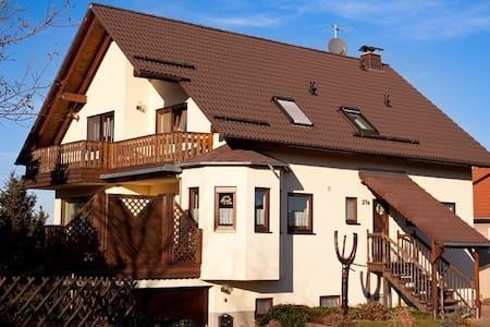 Ferienwohnung Hetzdorf bei Freiberg - Halsbrücke - Huoneisto