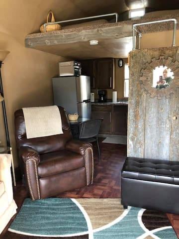 The Cabin...a cozy little retreat!!