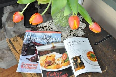Historic Inn Close to Penn State!! - Hublersburg - Bed & Breakfast