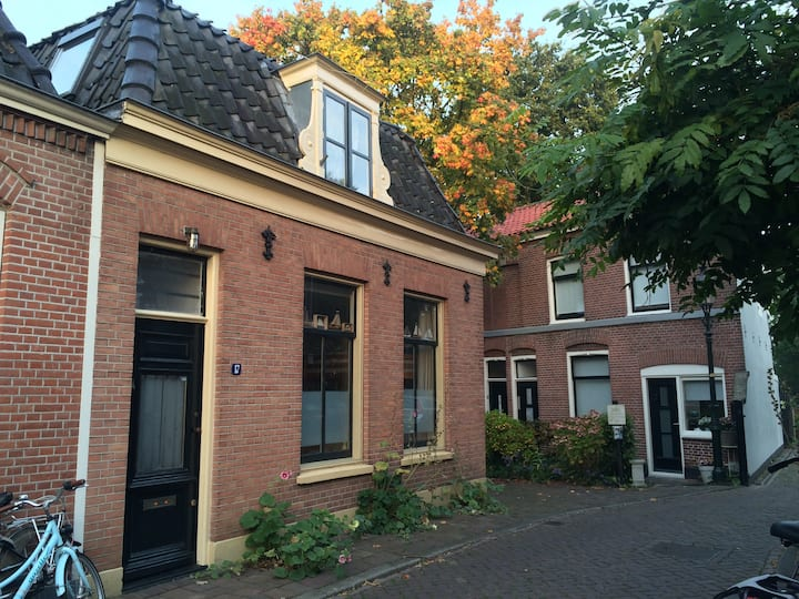 Private studio near Amsterdam(15 minutes by train)
