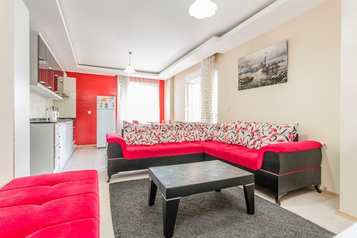 Квартира в солнечной Анталии