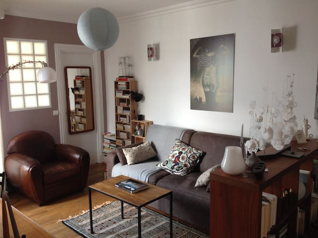 Maison des Aristochats à Belleville - Paris - Appartement
