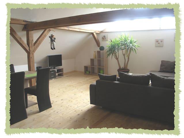 Ferienwohnung zum Bernerhof - Lindenberg - Apartamento