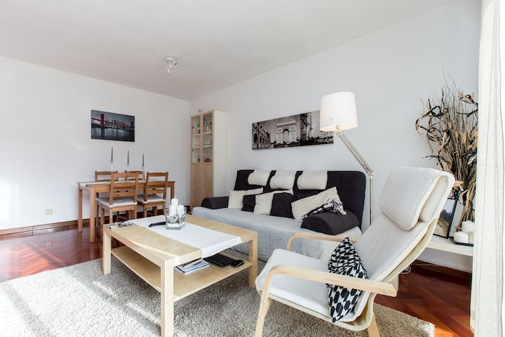 Piso confortable y familiar - Alcorcón - Apartament