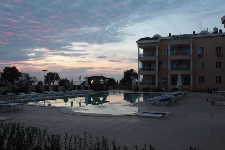 Beautiful Penthouse Apt in Didim - Didim - Leilighet