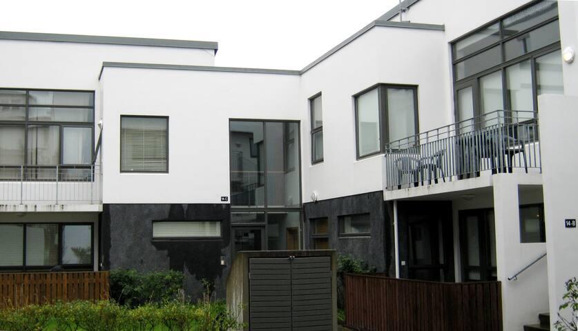 Apartment in downtown Reykjavik