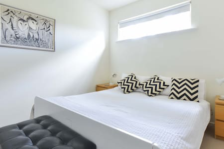 Pet Friendly Warm Apmt , Clifton Hill, Melbourne - Clifton Hill - Appartement