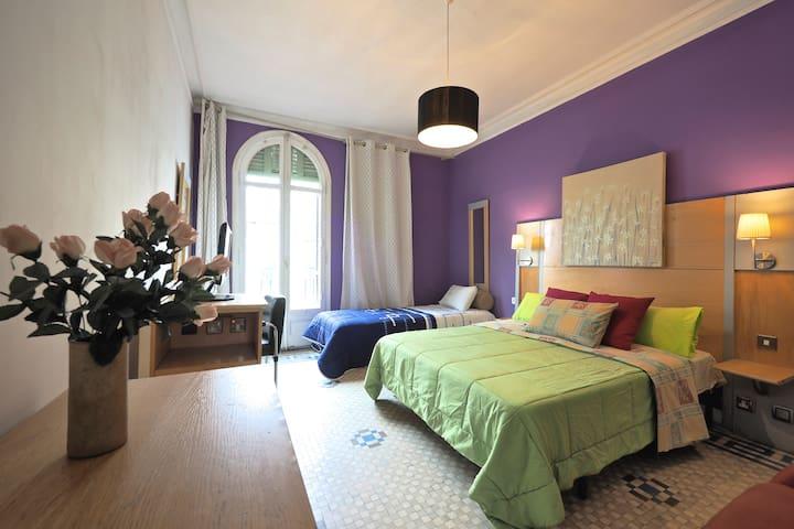 Comfort - Triple Room