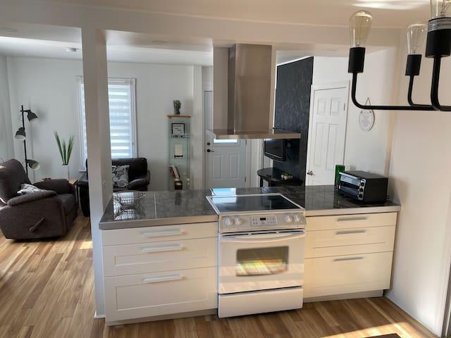 Apartement modern style suite d'hotel