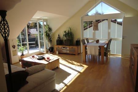 Wunderschöne Dachterrassenwohnung - Haar