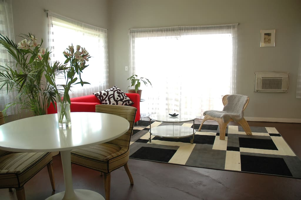 Echo Park Guest House With Garden Guest Suites For Rent In Los Angeles California United States