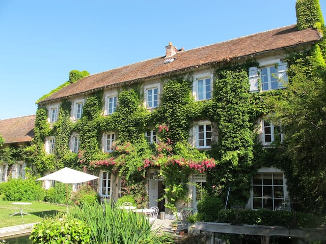 Charming Mill 1 hour from Paris - Treuzy-Levelay - Vila