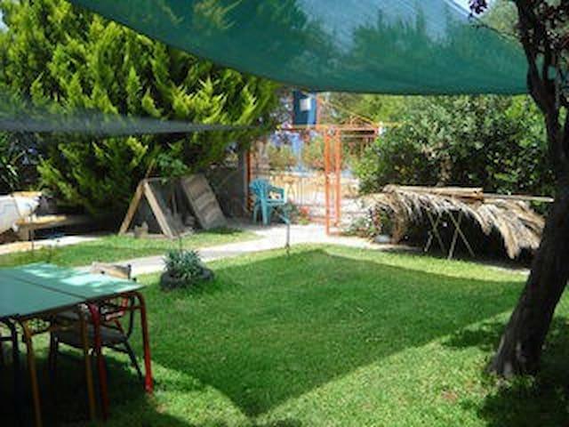 Παραλιακή οικία σε φυσικό αγρόκτημα - Diminio - Casa