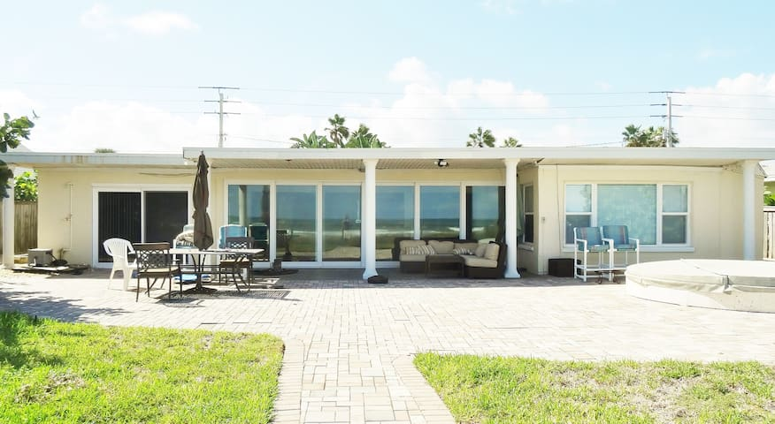 Luxury Beach House - Direct Ocean - Cocoa Beach - Casa