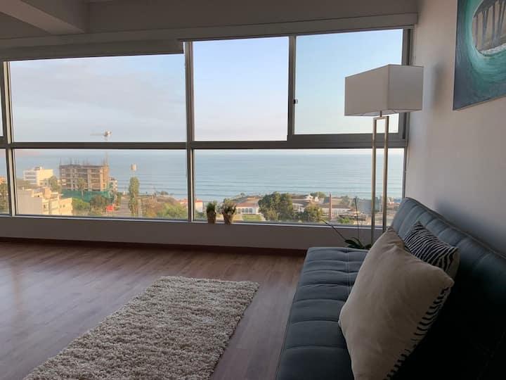 Entire Apartment 1 Bed, 1 sleeper sofa Ocean View