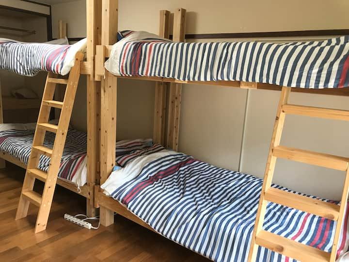 Arita Art Residency - Quad Room104
