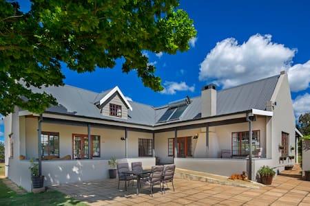 Oak Ridge Guest House - Nightfall Guest Room