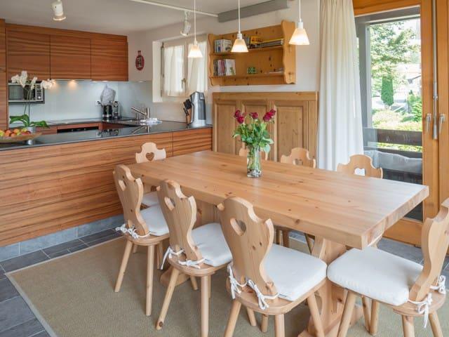 Edelweiss Ferienwohnung, Arena Alva, (Laax Dorf), 6104, 3.5 room apartment