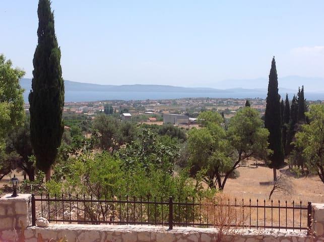 Otantik Taş Ev - Izmir - Villa