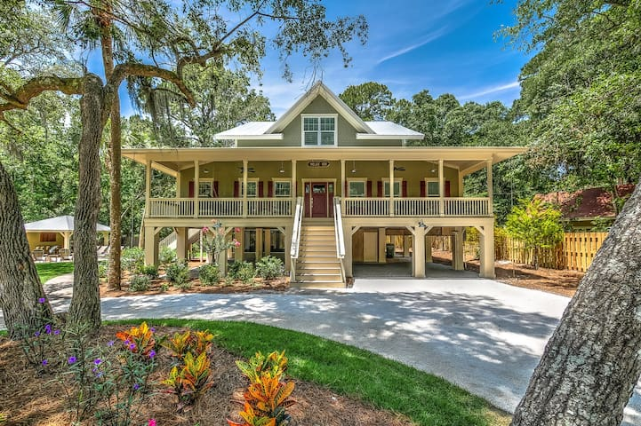 5B Hickory Ln-Outdoor Living & Beautiful New Beach Home-200 yrds to the beach