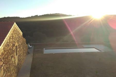Quarto@CasadeCampo_Vista Riacho - São Vicente da Beira