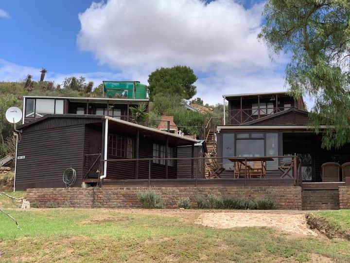 Breede River Cottages Malgas - Quiet Rustic Escape