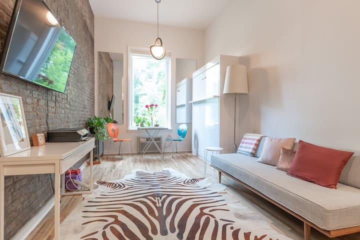 Zen Studio Loft in Beautiful West Chelsea