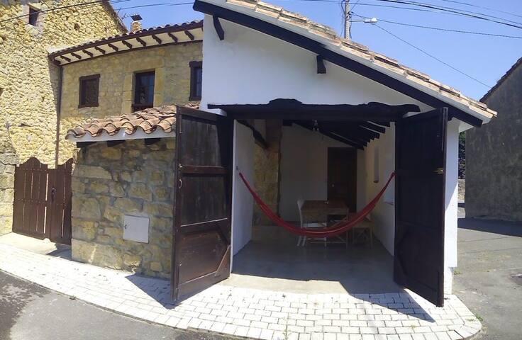 Casa rural la tienda de Villanueva