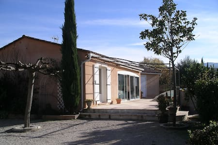Villa with swimming pool in the heart of Provence - Trets - 一軒家