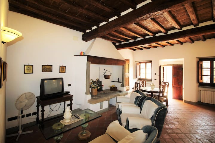 two bedrooms and terrace - Greve in Chianti - Byt