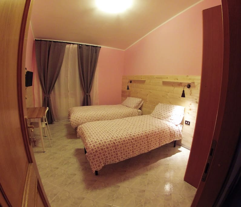 Stanza Orange - Room