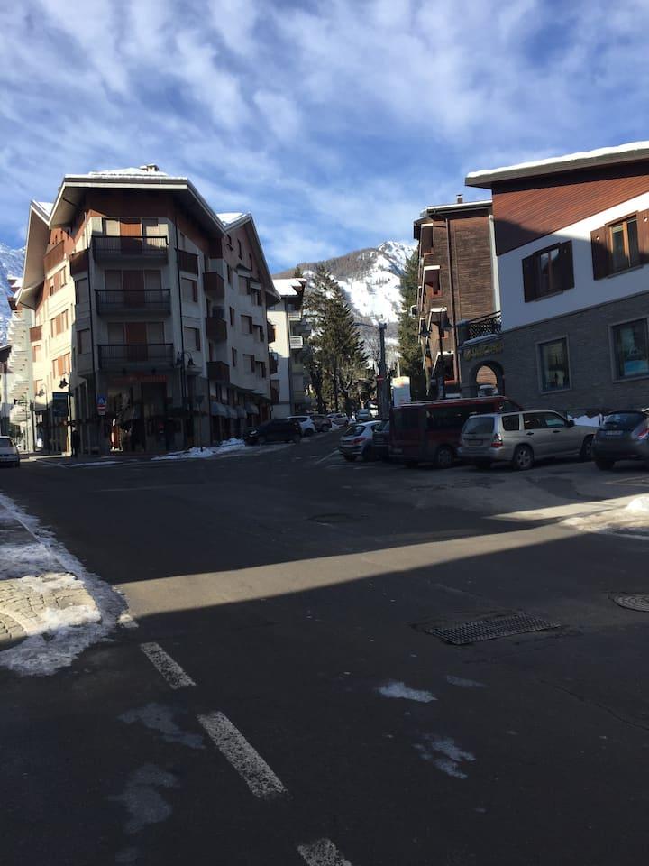 Flat in Via Medail Bardonecchia