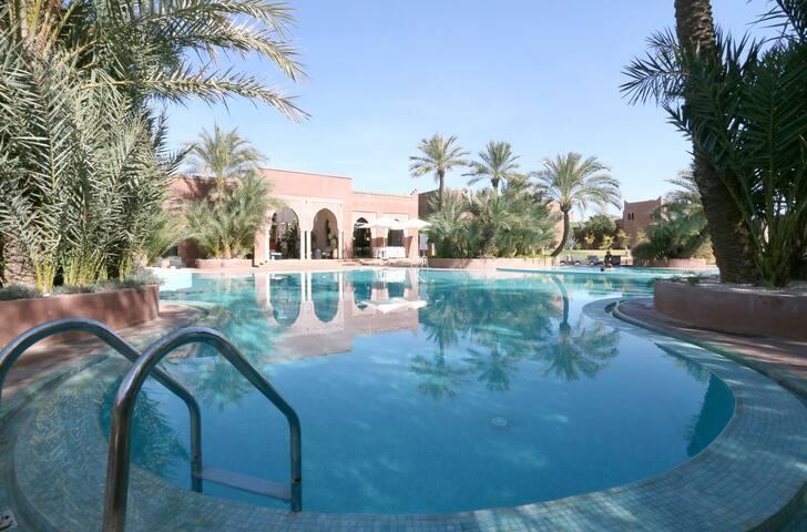 Oriental riad - Marrakesh - Huis