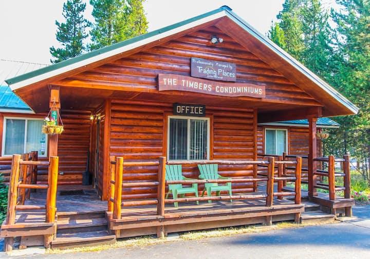 ❤️ TopRated Idaho Resort*Timbers at Island Park*#1