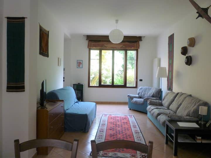 Peaceful Portello home