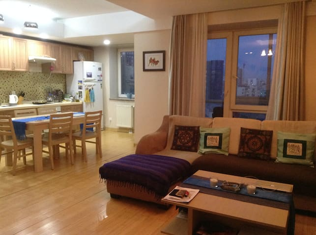 Centrally Located, Modern Apartment in Heart of UB - Ulaanbaatar - Wohnung