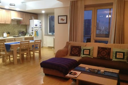 Centrally Located, Modern Apartment in Heart of UB - Ulan Bator - Huoneisto