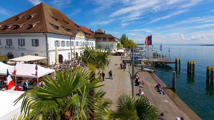Bienvenidos a la magia!!, 2 Min vom Bodensee.