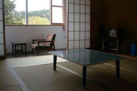 横手 山本荘 和室(8畳素泊まり) - Yamanouchi